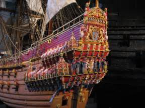 roasted blend intricate ship sterns on the