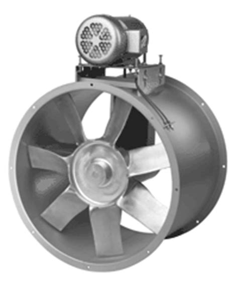 tube axial exhaust fan spray booth tube axial fans tube fans cincinnati fan