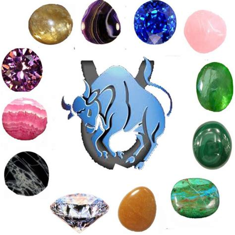 lucky gemstone for taurus list and their meanings