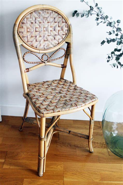 chaise bistrot rotin chaise bistrot rotin 233 es 70 luckyfind