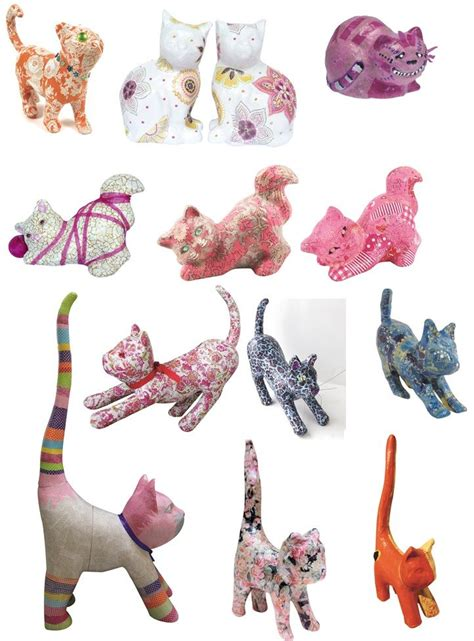 Papier Mache Animals For Decoupage - 63 best images about decopatch animals on