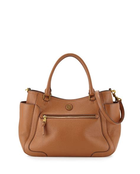 Frances Satchel burch frances leather satchel bag bark