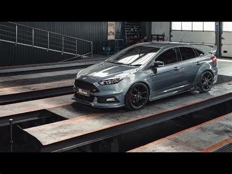 ford focus st by ss tuning youtube
