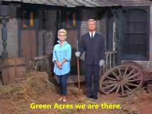 Green Acres Green Acres Intro Hd With Lyrics Best Version On