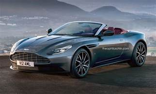 About Aston Martin This Aston Martin Db11 Volante Rendering Looks Just About