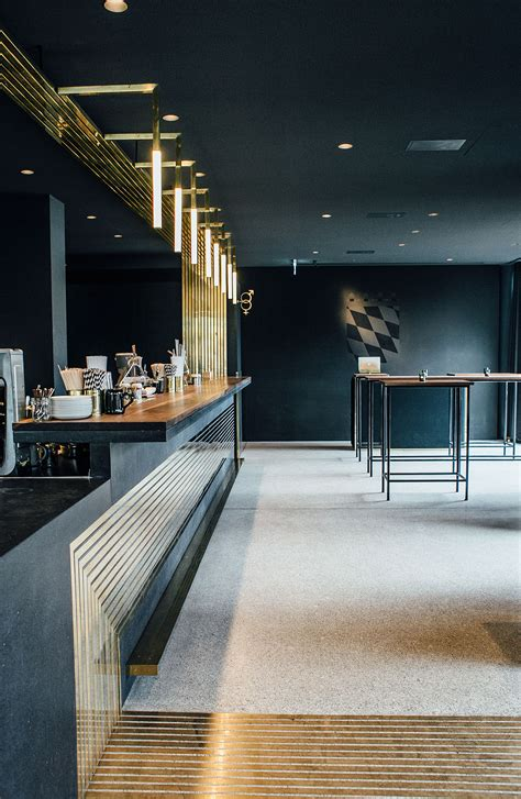 moderne bar midcentury timeless touches dramatically frame the modern