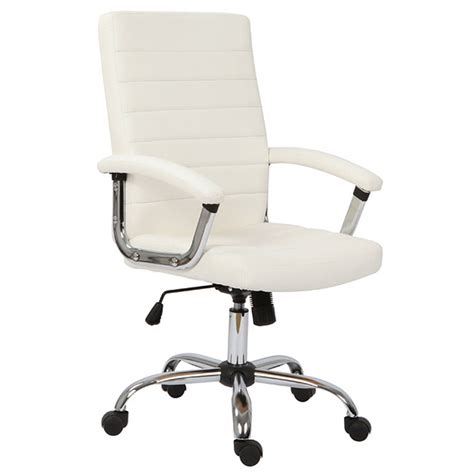 white office desk chairs white desk chair ikea