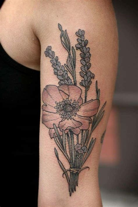 wild idea tattoo flower flowers ideas for review