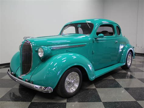 1938 plymouth for sale green 1938 plymouth business coupe for sale mcg marketplace