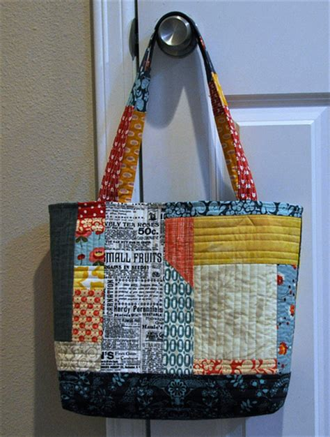 Quilt Bags by Quilted Tote Bags All Fashion Bags