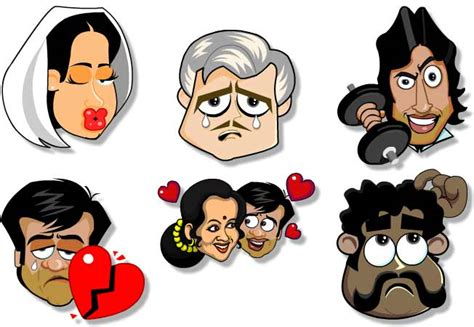 sholay film cartoon video hungama launches sholay themed facebook messenger stickers