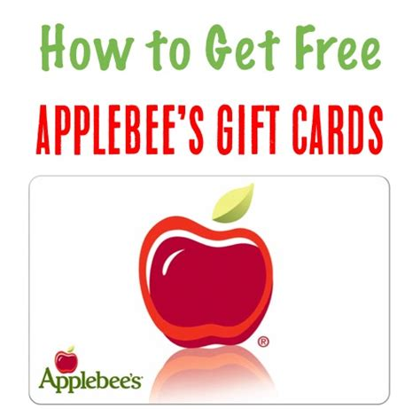 Free Applebees Gift Card - how much is on my applebees gift card lamoureph blog