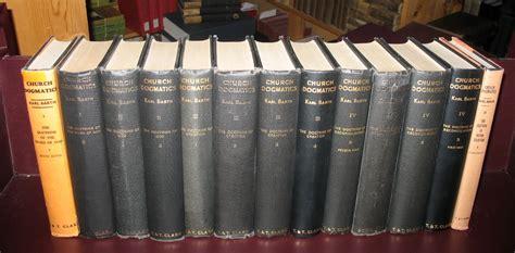 Church Dogmatics church dogmatics windows booksellers