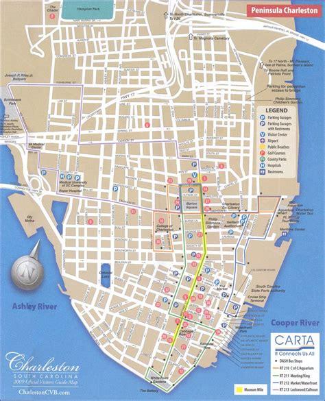map of cities in carolina map south carolina cities travel maps and major tourist