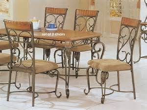 Rod Iron Dining Room Set 5 Best Metal Dining Chairs Durable Metal Sets Tool Box
