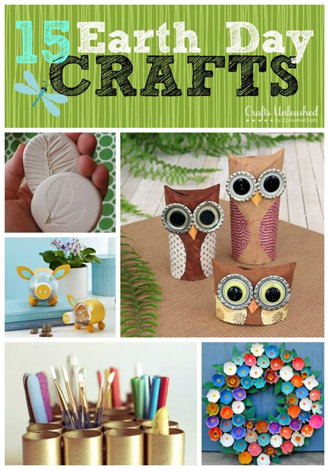 recycled crafts for recycled crafts for earth day 15 ideas crafts unleashed