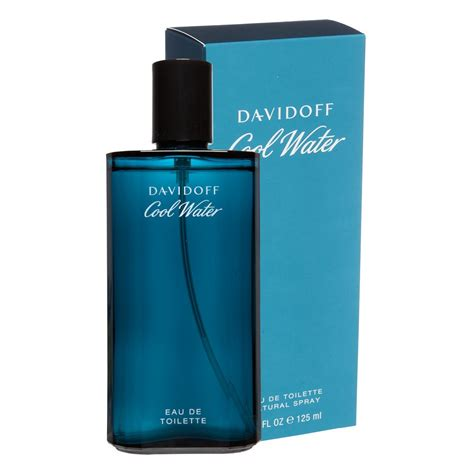 Parfum Davidoff Cool Water buy cool water edt 125 ml by davidoff priceline