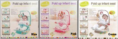 Mastela Infant Seat mastela new foldup infant seat bonbonbaby shop semarang