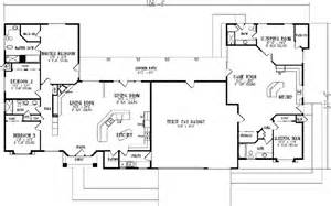house plans with inlaw quarters mediterranean style house plans 3177 square foot home