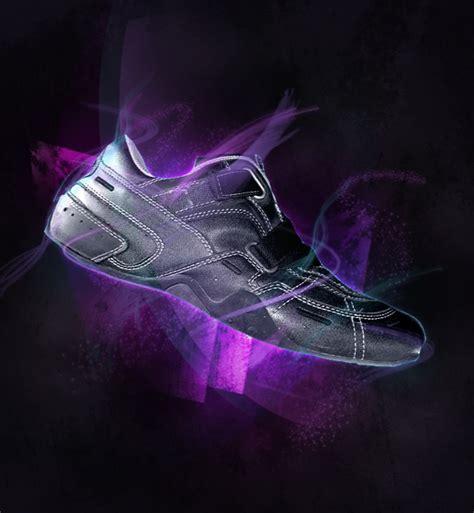 Kuas Masker Transparan Putih by Membuat Efek Bias Sepatu Dengan Photoshop Tutorial