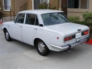 Toyota Corona 1969 1969 Toyota Corona Car Interior Design