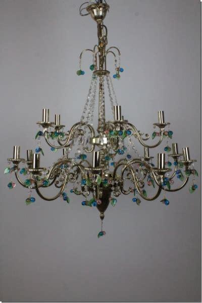 Kronleuchter Le by Gro 223 Er Design Kristall Kronleuchter L 252 Ster Le Messing