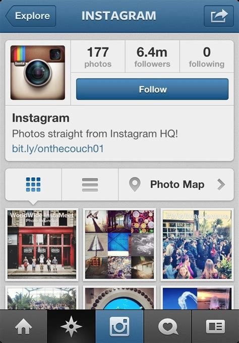 layout instagram ios instagram 3 0 is out geotagged photo maps ui tweaks