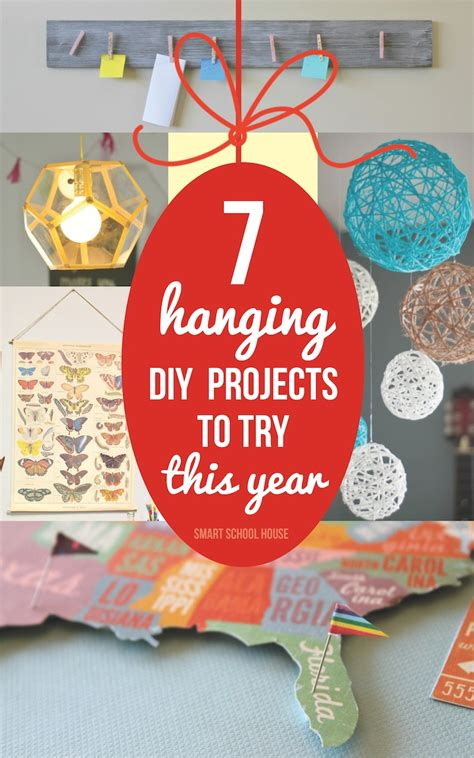 7 Trendy Crafts To Try by Diy Home Decor
