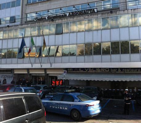 prefettura di roma sede allarme bomba in palazzo prefettura ostiense sede