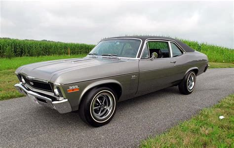modified cars list of classic american cars