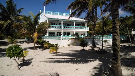 Luxury Homes In Belize Beachfront Home For Sale Belize