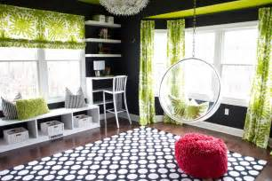 Home Decor Color Trends 2014 hip teen lounge study 2014 hgtv