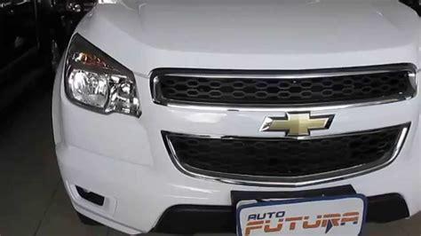 www futura tv auto futura tv chevrolet s10 2 4 lt 4x2 cd 2013