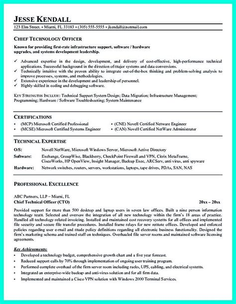 Technical Expert Sle Resume by 2695 Best Resume Sle Template And Format Images On Computer Science Best