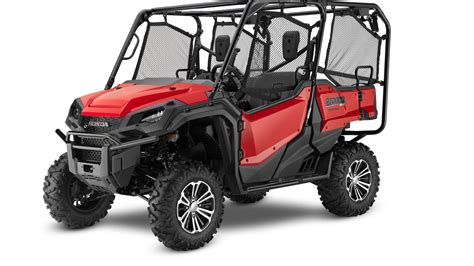 side by side atv honda reveals 2018 side by side and atv lineup autotrader ca