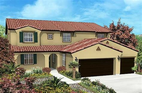 montclaire plan 4 pardee homes las vegas