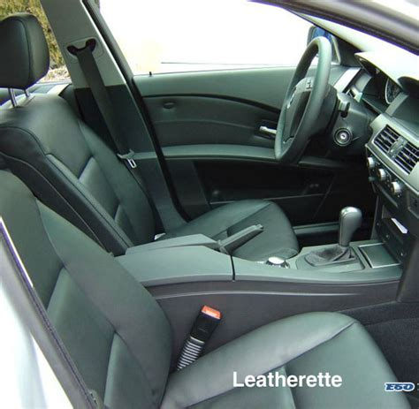 sensatec leatherette upholstery leather vs leatherette