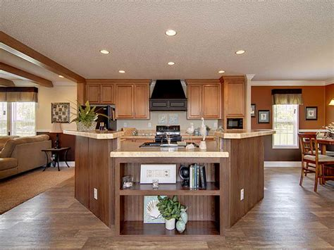 Mobile Homes Interior Design Home Bestofhouse 9591