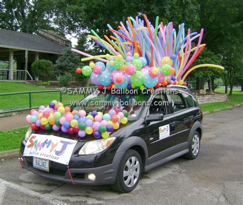 cer makeover ideas was invited to decorate my car for a parade the polka dot