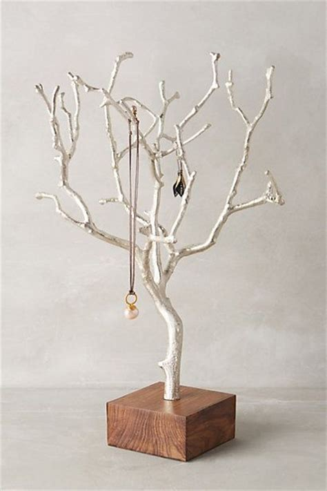 how to make a jewelry tree complicated yet so simple twig to tantalize you