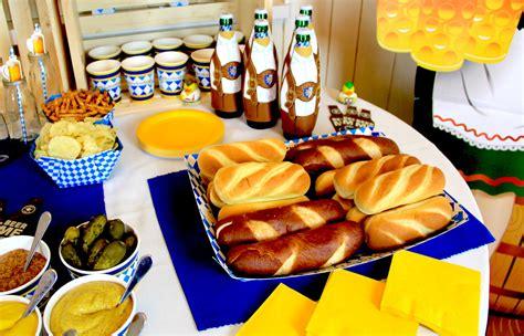 oktoberfest dinner host a traditional german oktoberfest