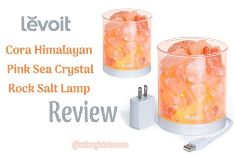 El Himalayan Pink Salt Garam Himalaya Himalaya Rock Salt review levoit cora glow pink sea himalayan salt l