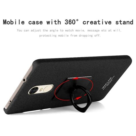 Xiaomi Note 57 Inch Matte Hardcase imak contracted iring for xiaomi redmi note 4x