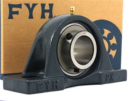 Pillow Block Bearing Ucfl 209 28 Koyo 1 75 Inch fyh bearing ucp 209 28 1 3 4 quot pillow block mounted bearings