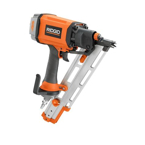 today only ridgid pneumatic nailers at home depot