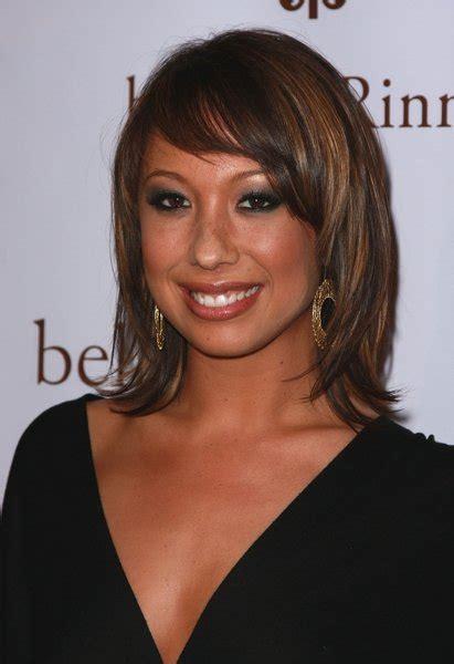 Cheryl Burke Hairstyles by Cheryl Burke Hairstyle