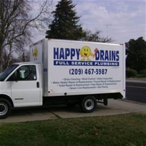 Plumbing In Stockton Ca by Happy Drains Plumbing Loodgieters Stockton Ca
