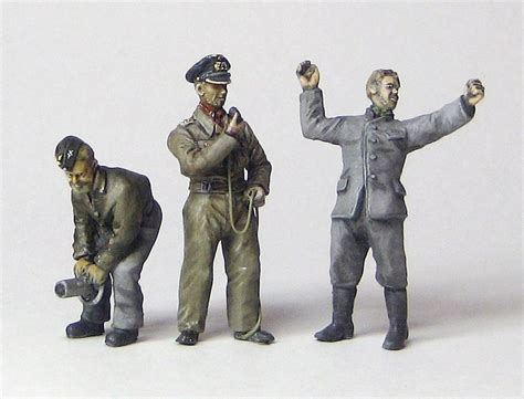 u boat figures berliner zinnfiguren german u boat crew 1942