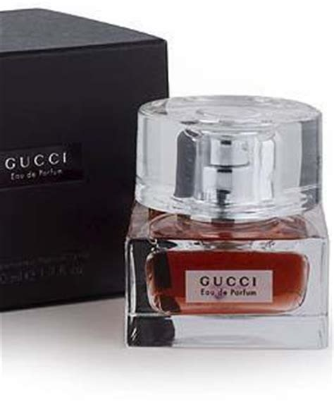Parfum Gucci Quality i smell therefore i am november 2009