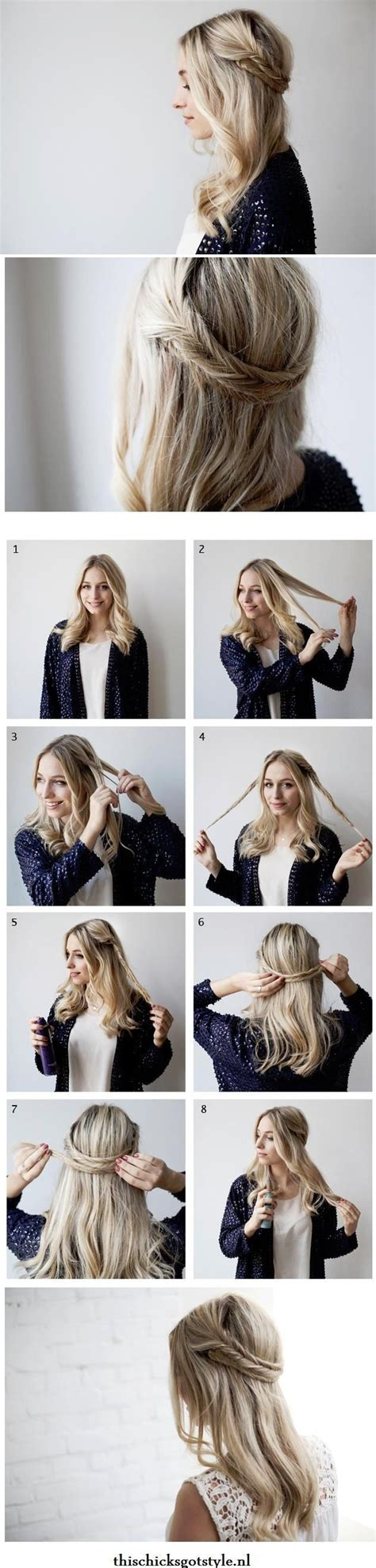 20 clever and interesting tutorials for your hairstyle 20 amazing hairstyles tutorials for long hair pretty designs